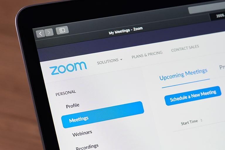 Zoomミーティングとウェビナーの違い